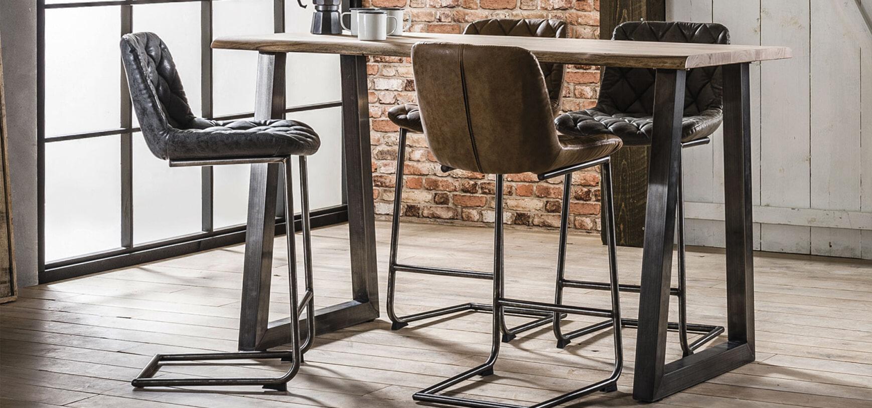 Verrassend Barkrukken & Barstoelen • Grote collectie | Meubelpartner XT-32