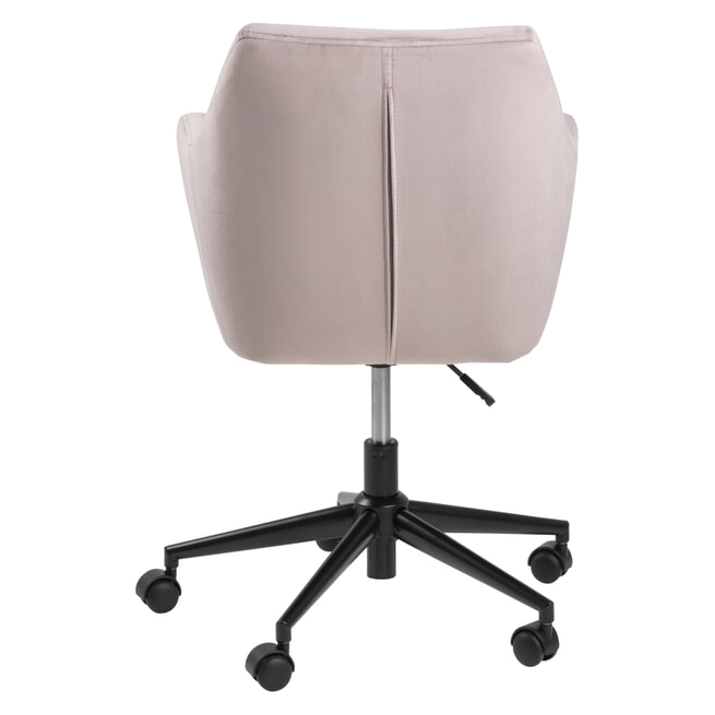 Bendt Bureaustoel 'Rikke' Velvet