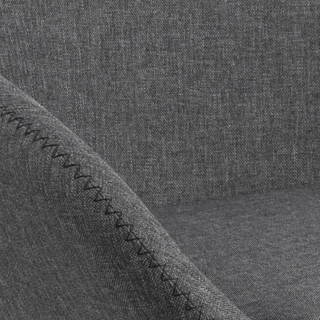Bendt Eetkamerstoel 'Vilgot', kleur Grey