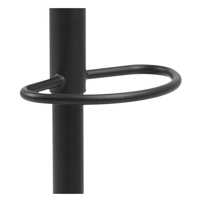 Bendt Barkruk 'Inger' Velvet (zithoogte 62-82cm)