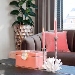 Richmond SIeradendoos 'Maisie' kleur Roze