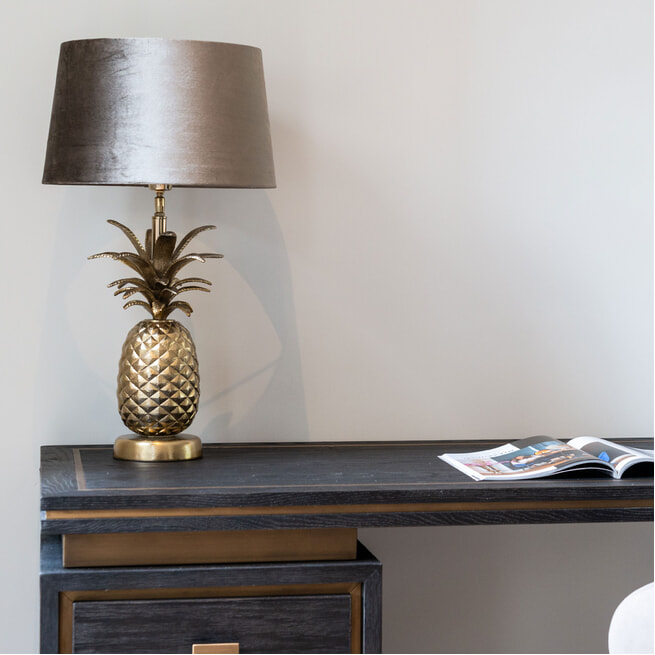 Richmond Tafellamp 'Colada' 46.5cm