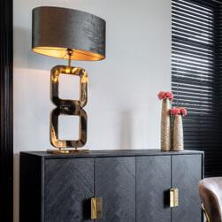 Richmond Tafellamp 'Annson' 79cm