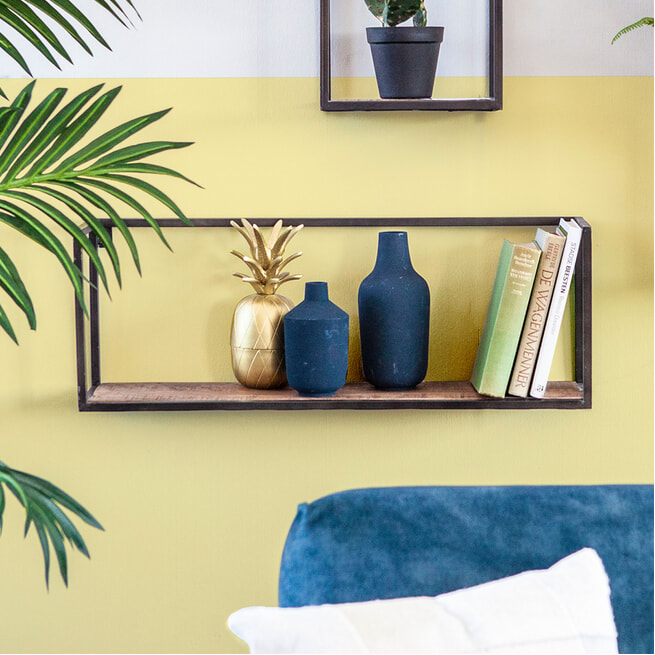 By-Boo Wandplank 'Show-off' large (70 cm)