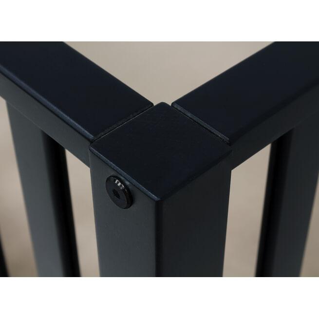 Bopita Box 'Kai' met Lade, kleur mat zwart