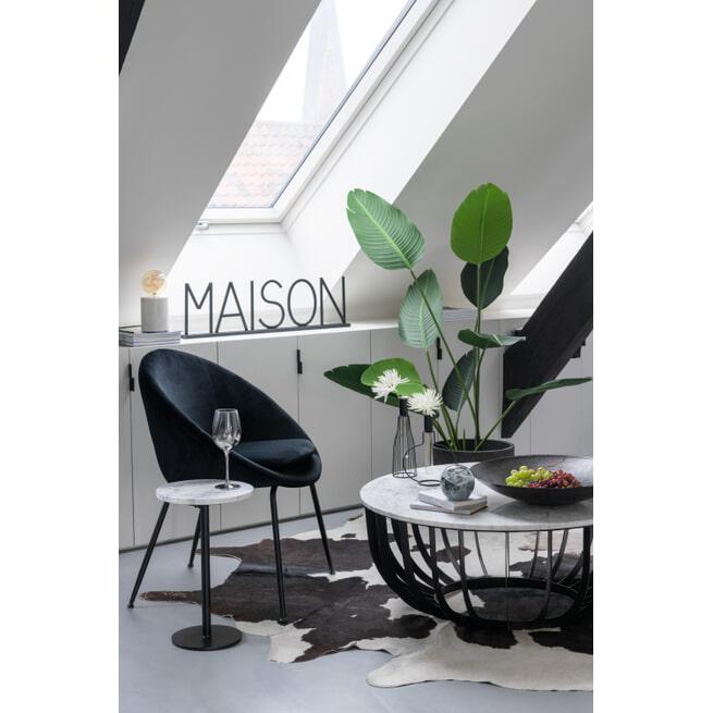 J-Line Salontafel 'Maison' Marmer, 90cm