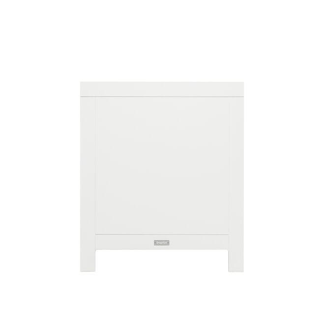Bopita Ledikant 'Thijn' 60 x 120cm, kleur wit