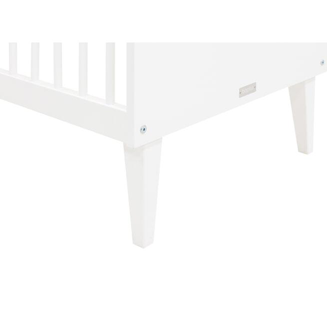 Bopita Ledikant 'Locker' 60 x 120cm, kleur wit