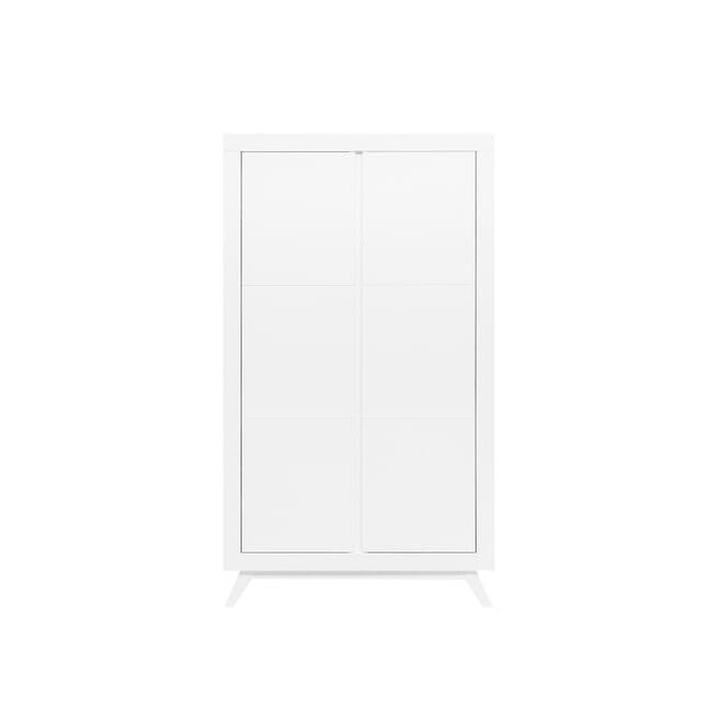 Bopita Kledingkast 'Anne' kleur wit