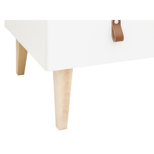 Bopita Commode 'Indy' kleur wit / naturel