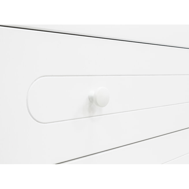 Bopita Commode 'Evi' kleur wit