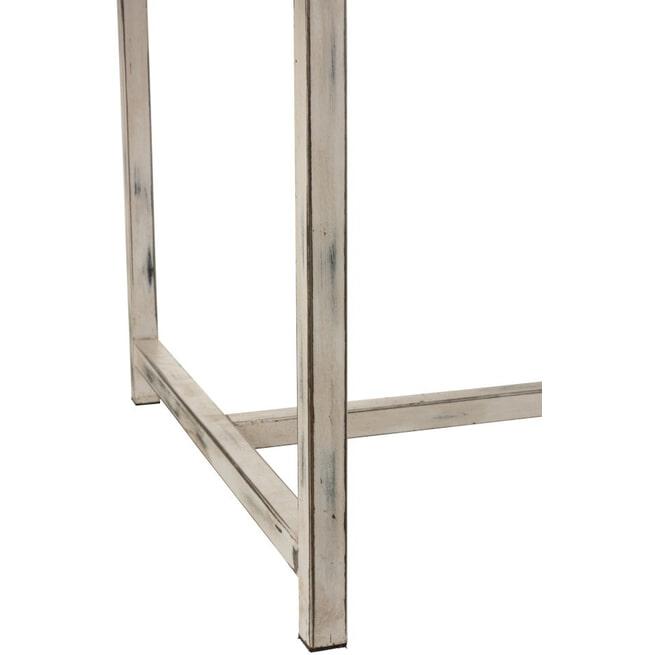 J-Line Eettafel 'Jola' Whitewash, 200 x 100cm