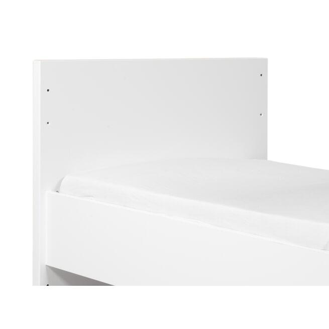 Bopita Meegroeibed 'Camille' 70 x 140cm, kleur wit