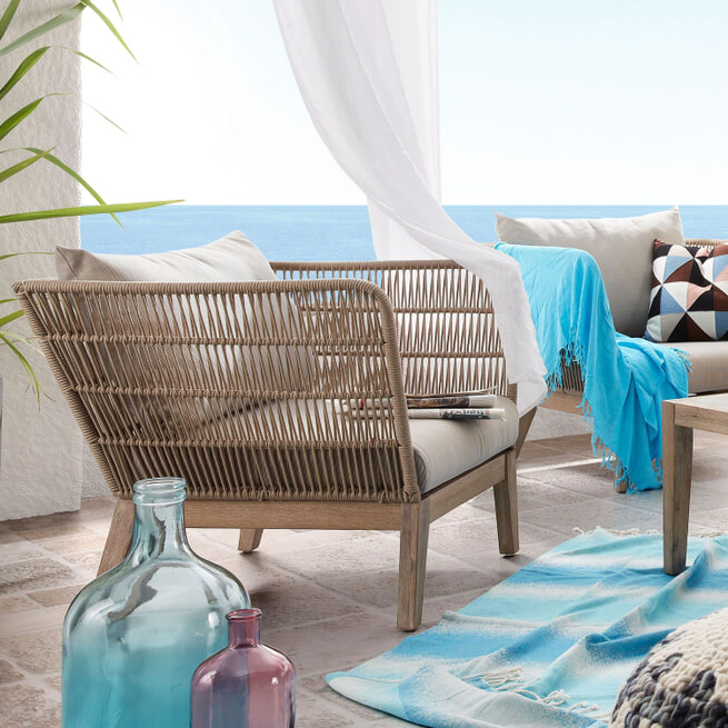 Kave Home Fauteuil 'Belleny'