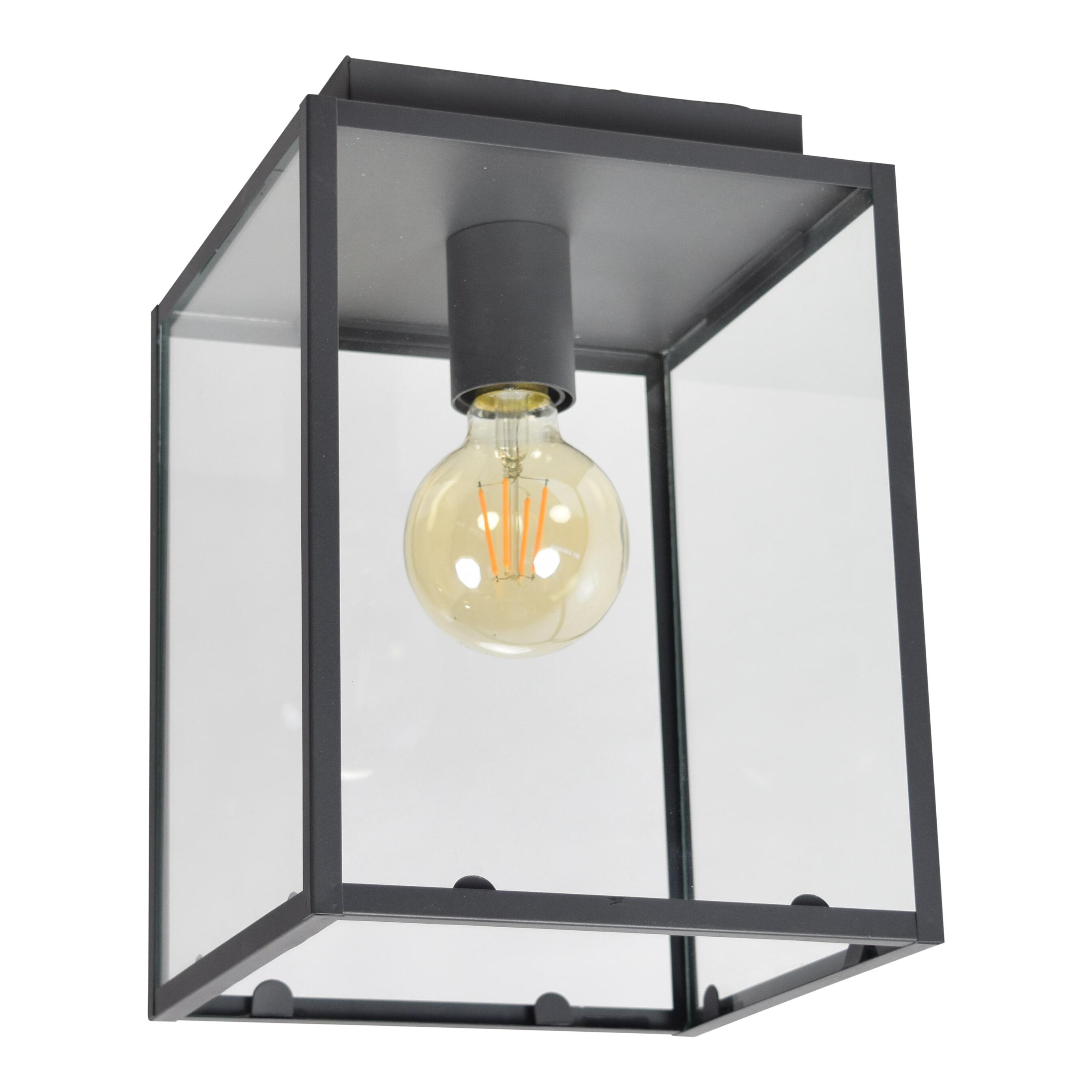Urban Interiors plafondlamp 'Sky', kleur Zwart Verlichting   Plafondlampen vergelijken doe je het voordeligst hier bij Meubelpartner