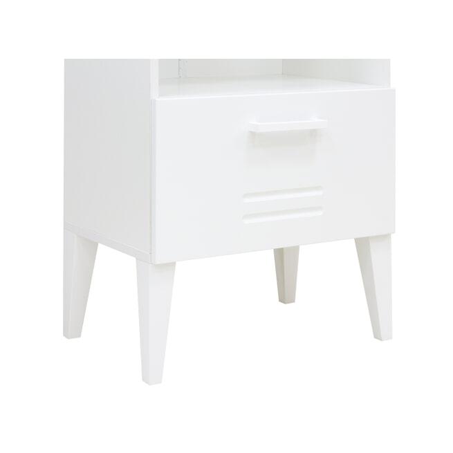 Bopita Boekenkast 'Locker' kleur wit