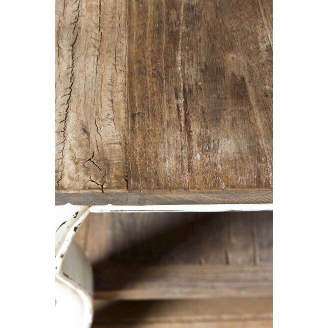 Rivièra Maison Bijzettafel 'Driftwood' 60 x 60cm