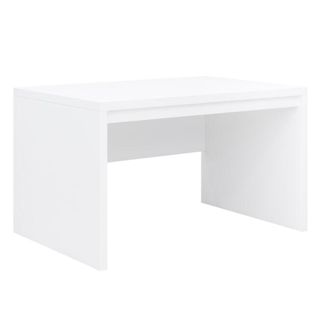 Bopita Bureau 'Camille' 140 x 70cm, kleur wit