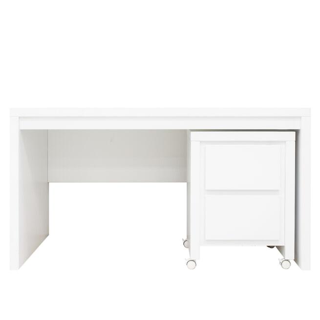 Bopita Nachtkastje / Ladeblok 'Camille' kleur wit