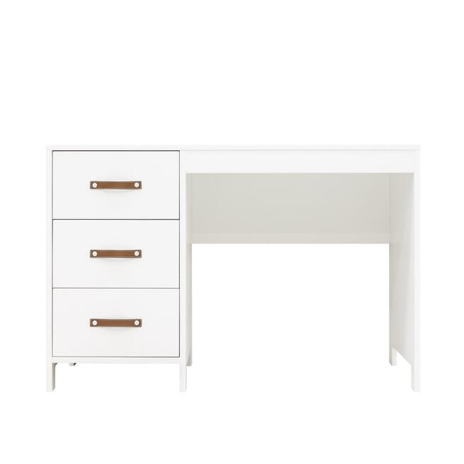 Bopita Bureau 'Lucca' 115 x 56cm, kleur wit