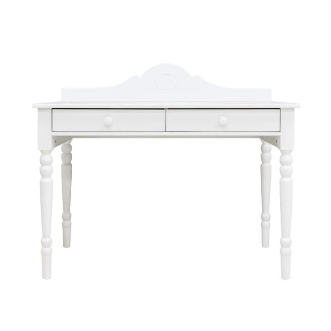 Bopita Bureau 'Evi' 115 x 55cm, kleur wit