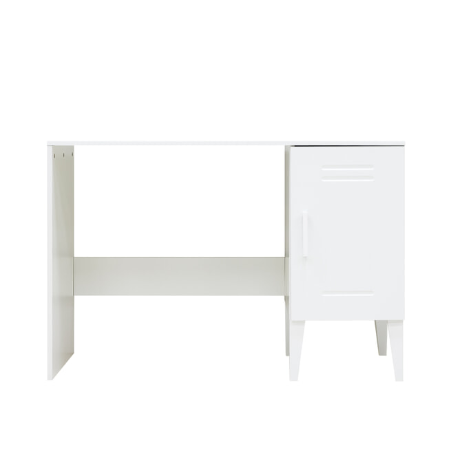 Bopita Bureau 'Locker' 115 x 55cm, kleur wit
