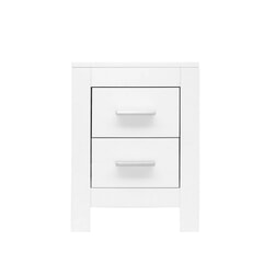 Bopita Nachtkastje / Ladeblok 'Merel' kleur wit