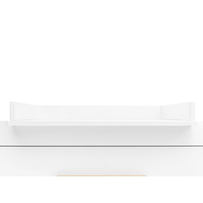 Bopita Barrier 'Lisa' 60 x 78cm, kleur wit