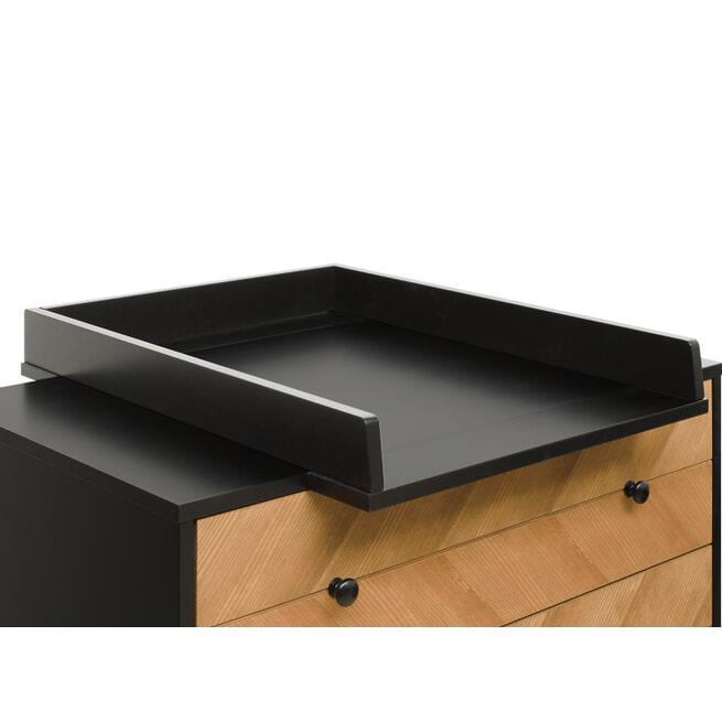 Bopita Barrier 'Bo' 59 x 76cm, kleur zwart