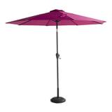 Hartman Parasol 'Sunline' 270cm, kleur Roze