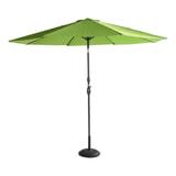 Hartman Parasol 'Sunline' 300cm, kleur Groen