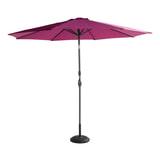 Hartman Parasol 'Sunline' 300cm, kleur Roze