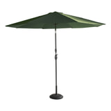 Hartman Parasol 'Sophie' 300cm, kleur Moss Green
