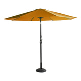 Hartman Parasol 'Sophie' 300cm, kleur Indian Orange