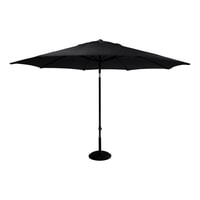 Hartman Parasol 'Solar Line' 300cm, kleur Zwart
