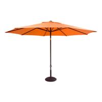 Hartman Parasol 'Solar Line' 300cm, kleur Oranje