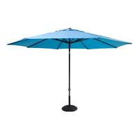 Hartman Parasol 'Solar Line' 300cm, kleur Blauw