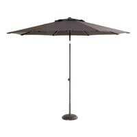 Hartman Parasol 'Sophie' 300cm, kleur Zwart
