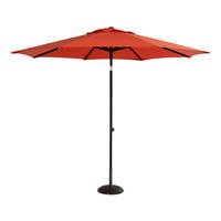 Hartman Parasol 'Sophie' 300cm, kleur Rood