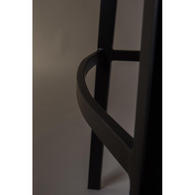 Dutchbone Barkruk 'Franky' PU (zithoogte 65cm)
