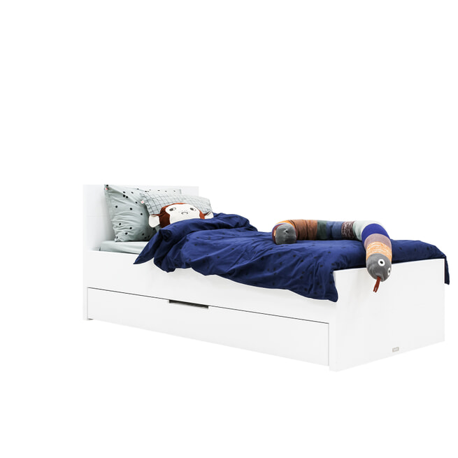 Bopita Bed 'Camille' 90 x 200cm, kleur wit
