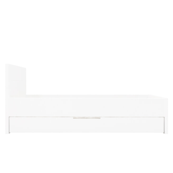Bopita Bedlade 'Camille' 90 x 200cm, kleur wit