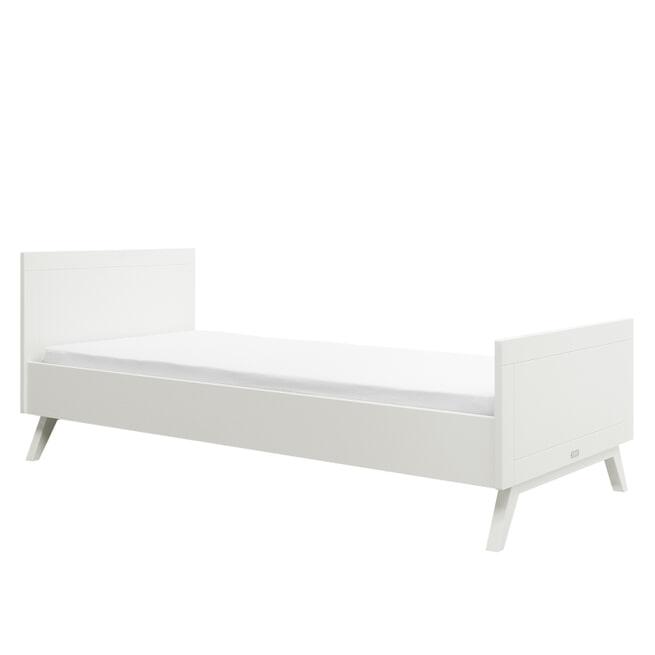 Bopita Bed 'Retro' 90 x 200cm, kleur wit