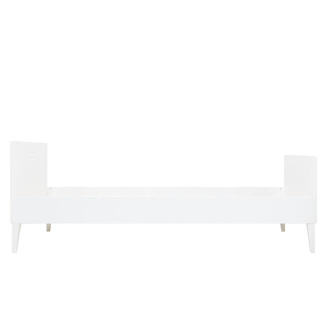 Bopita Bed 'Locker' 90 x 200cm, kleur wit