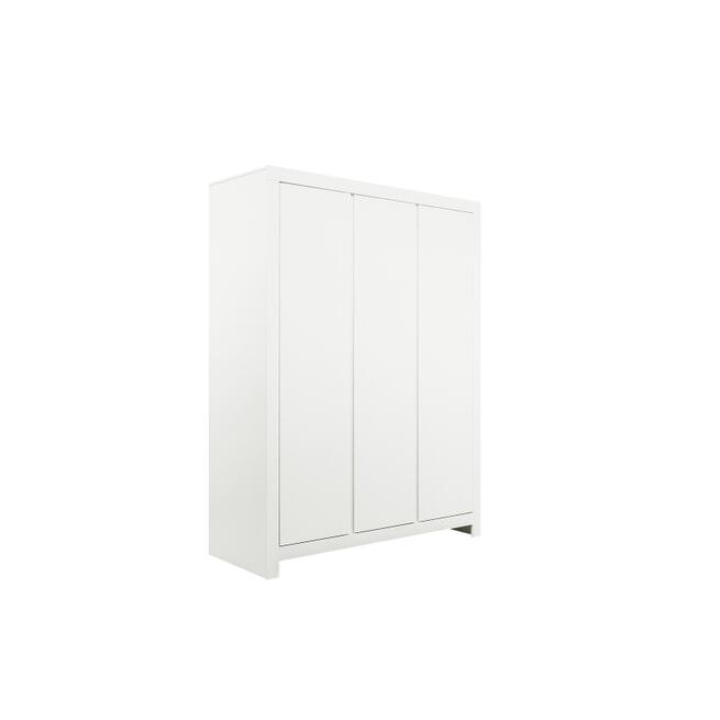 Bopita Kledingkast 'Thijn' kleur wit