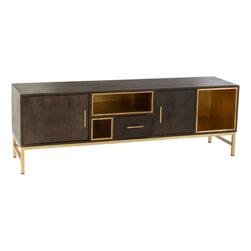 J-Line TV-meubel 'Donat' Mangohout, 180cm