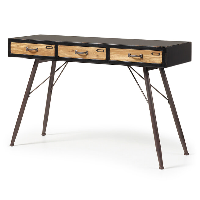 Kave Home sidetable 'Refe' 120 x 40cm