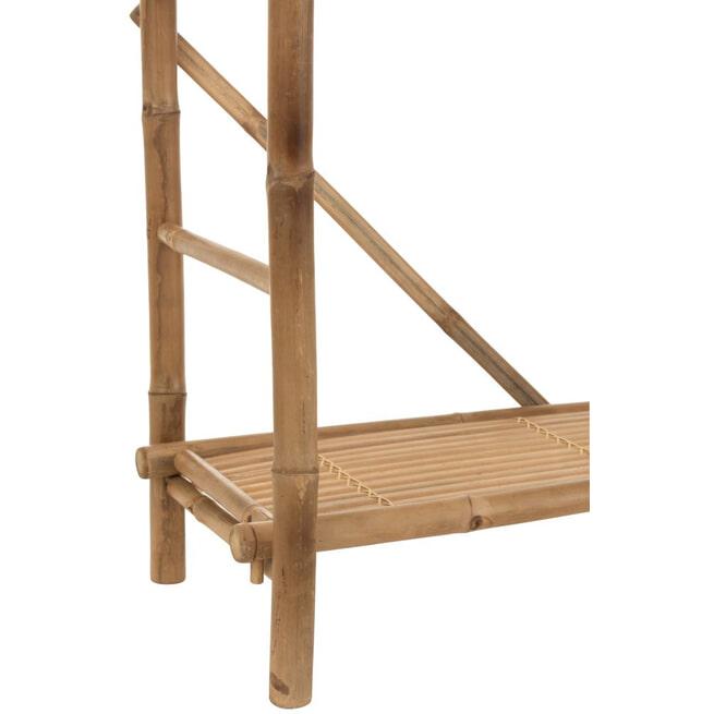 J-Line Wandrek 'Aurel' Bamboe, 195 x 160cm
