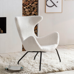 Artistiq Fauteuil 'Marly' Teddy
