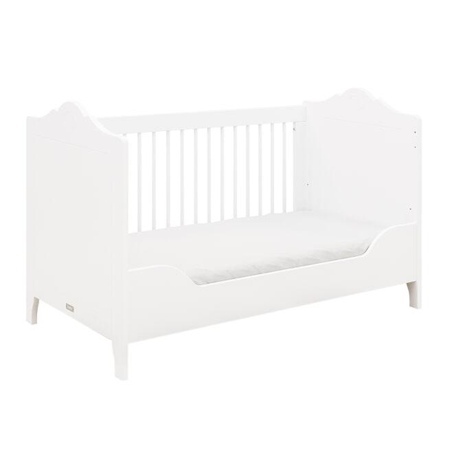 Bopita Meegroeiledikant 'Evi' 70 x 140cm, kleur wit